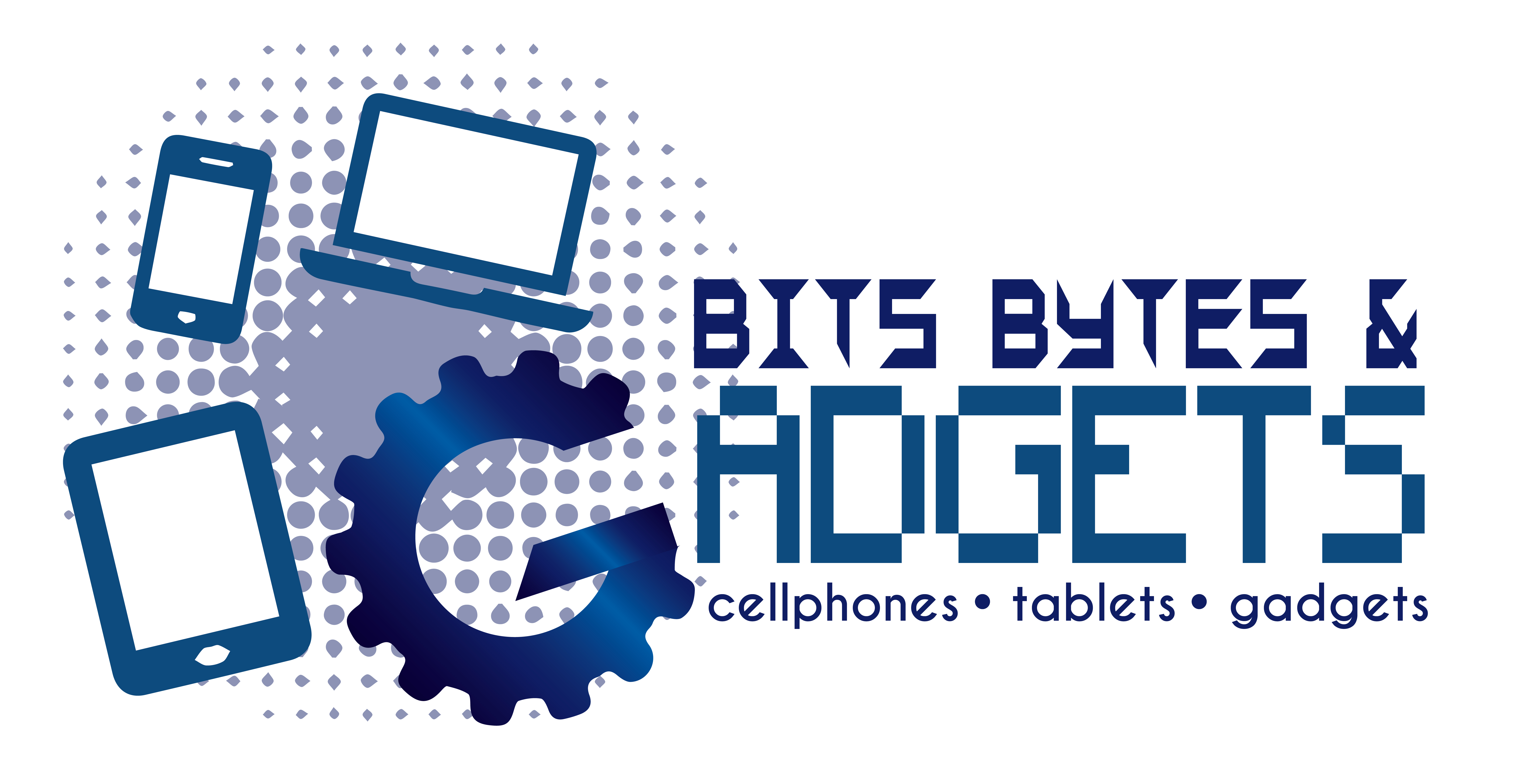 Bits Bytes and Gadgets Logo for Web
